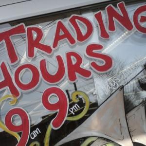 Trading hours chez optionweb