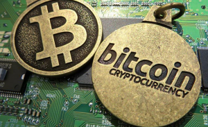 Bitcoin une crypto currency