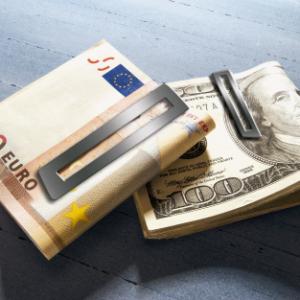 euro dollar tendance et billet