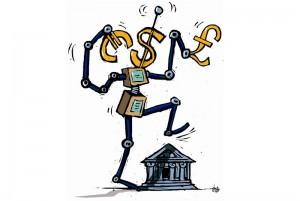 robot controle finance