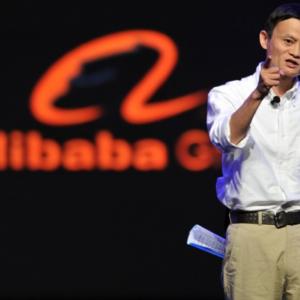 Alibaba entree en bourse