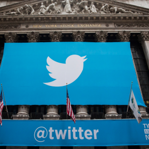 Twitter action stock exchange