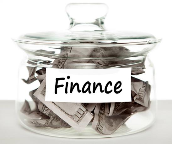 Finance et speculation