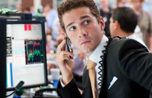 WallStreet trader stress